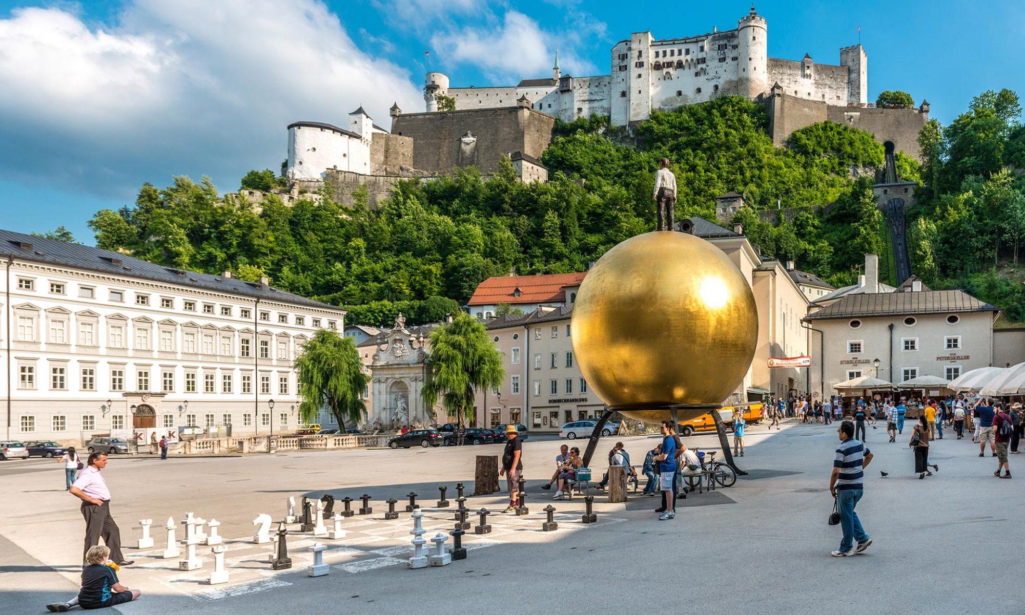 Wir reisen nach Österreich und lernen Deutsch